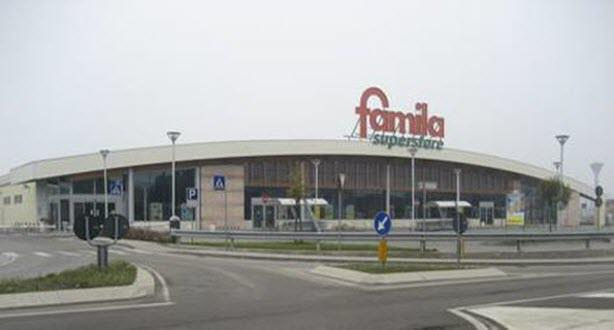 N. 120 SUPERMERCATI SITI NEL NORD-CENTRO ITALIA