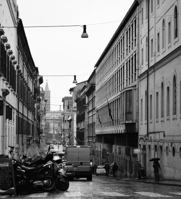 SEDE BANCA D'ITALIA VIA IV FONTANE - ROMA