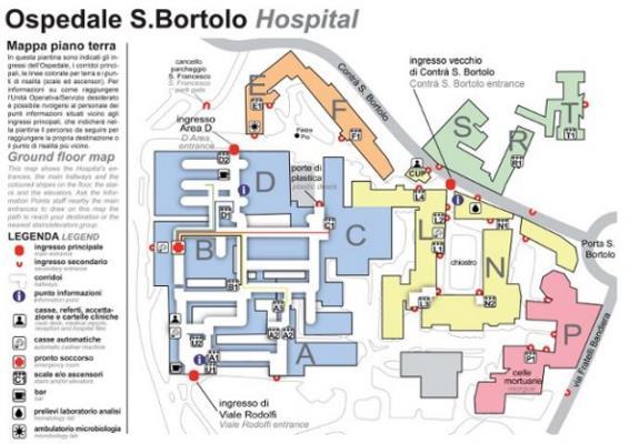 OSPEDALE SAN BORTOLO (VI)